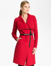 "Purchase Mackage ""Sohie"" Belted Coat from Nordstrom.com"