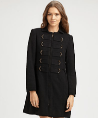 Nanette Lepore Lord & Lady Coat from SAKS