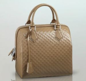 Louis Vuitton Spring Summer 2013 Speedy Cube MM in Camel