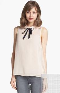 Buy the BOs Collar Top