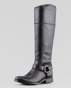 Melissa Harness Riding Calf Boot by Frye