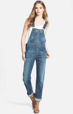 Citizens of Humanity-Drama Quincey overalls