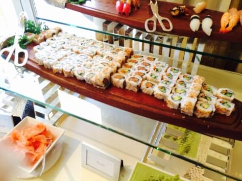 Sushi Boat at Motif