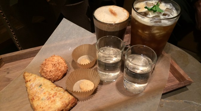 """The New Upscale """"Starbucks Reserve"""" Cafe in Seattle"""