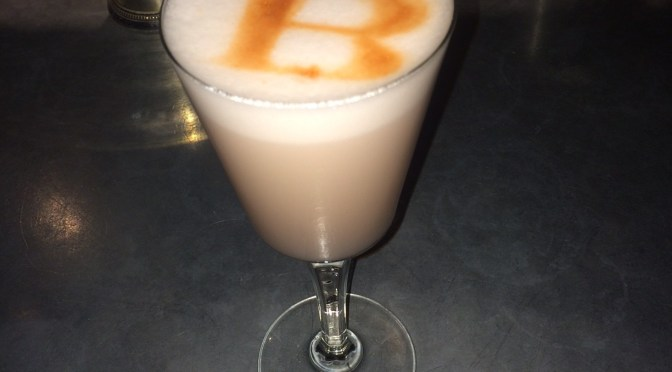 The Signature Drink at the Bardot Brasserie by Michael Mina