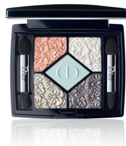 Dior 5 Couleurs Glowing Gardens Couture Colours Eyeshadow Palette