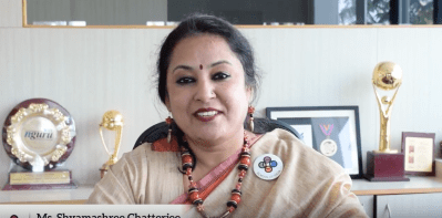 An Interview with Mrs. Shyama Shree Chatterjee, Head Mistress, School of India