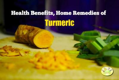 Home Remedies, Health Benefits of Common Spices – Turmeric & Asafoetida