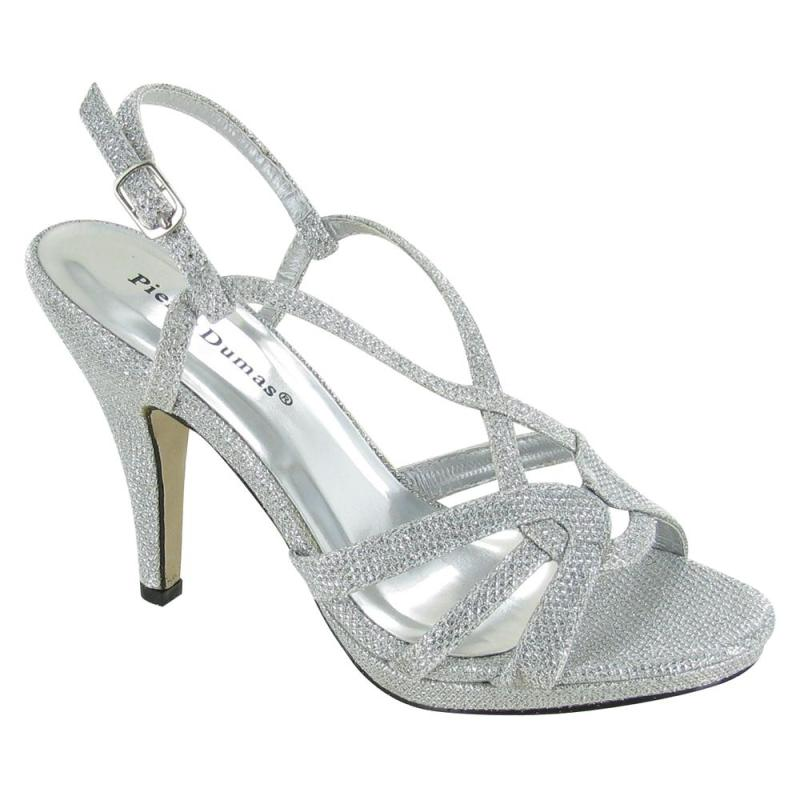 Large Of Silver Dress Shoes