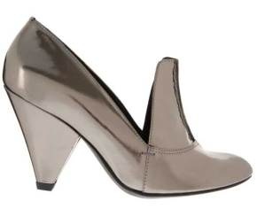 silver-slip-on-shoes
