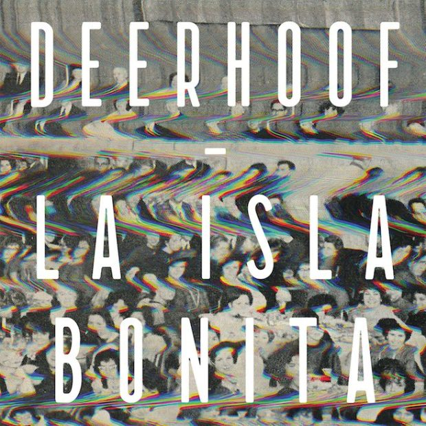 Portada del último disco de Deerhoof