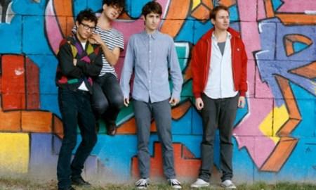 Ginga, en una imagen promocional previa al lanzamiento del disco