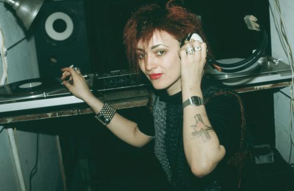 Gudrun Gut, vista por Robert Carrithers. Imagen de archivo