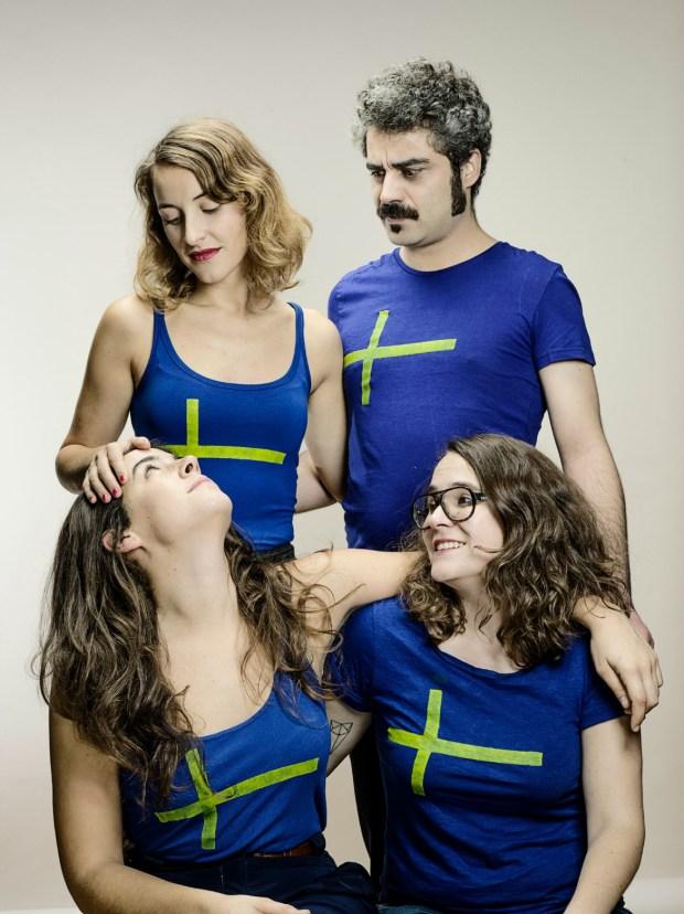 Les Sueques, en una imagen promocional