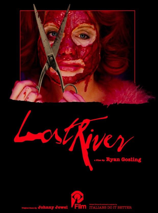 Póster oficial de Lost River