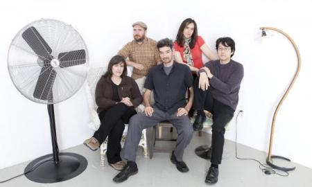Imagen promocional de The Magnetic FiM. Krasilcic