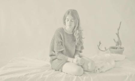 Maria Rodés, en una imagen promocional del nuevo disco // Ana Madrid