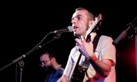 Marc Ribera, durante el concierto del pasado viernes en La 2