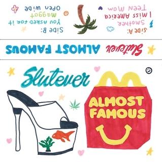 Portada de la nueva cinta de Slutever