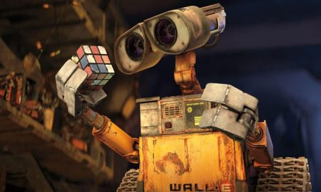 Wall-E_Rubik