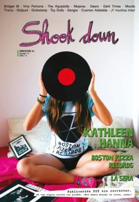 Shook Down UNDERZINE 1