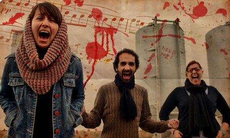 Las Tocayas estrenaron videoclip en la Sala Underground