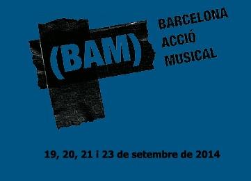 El BAM, del 19 al 23 de este mes
