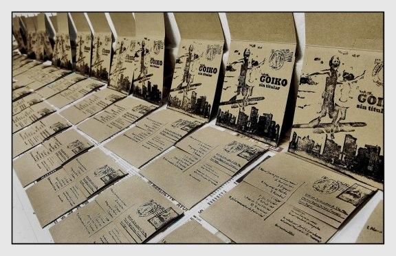 Los álbumes artesanales de Goiko //OSDHO IMAGES