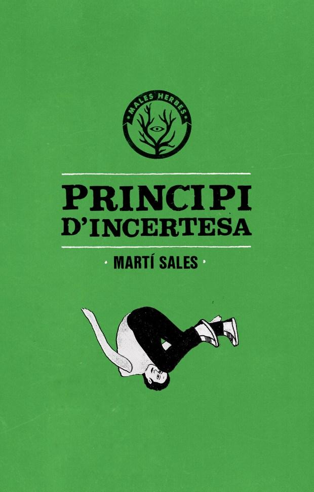 Portada de Principi d'Incertesa / Facebook Males Herbes
