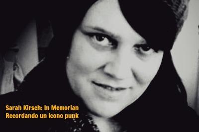 Sarah Kirsch, en una de sus pocas imágenes oficiales