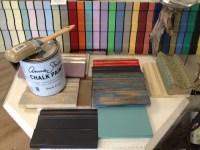 Chalk Paint Samples