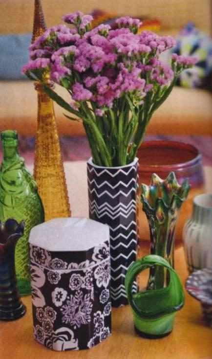 Missoni vases for Target