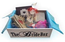 The Bride Box: subscription box for brides-to-be