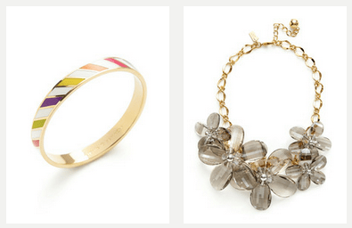 Kate Spade jewelry sale