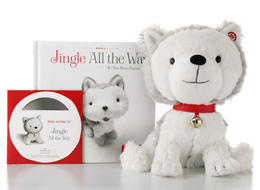 Jingle Interactive Story Buddy - Gifts for Kids #giftguide