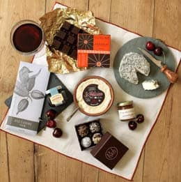 Chocolat et Fromage Gift Set - Gifts for Food Lovers