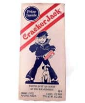 Cracker Jack - Stocking Stuffers for Men - FantabulouslyFrugal.com 2012 Holiday Gift Guide - #giftguide #stockingstuffers