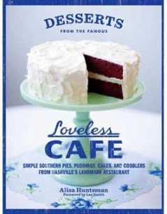 Desserts from The Loveless Cafe