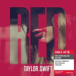 Taylor Swift Red - Gifts for Teen Girls