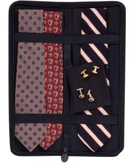 Storage and Organization Tie Case