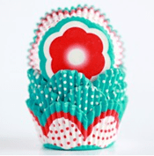 Cupcake Liners - Stocking Stuffers for Women - FantabulouslyFrugal.com 2012 Holiday Gift Guide - #giftguide #stockingstuffers