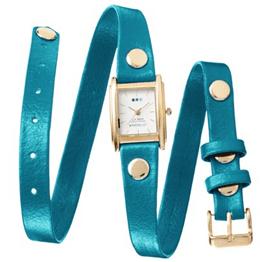 La Mer Triple Wrap Watch from Target