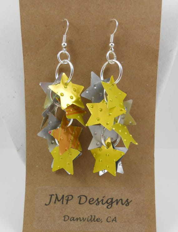 star stuff earrings