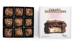Vosges Caramel Marshmallows