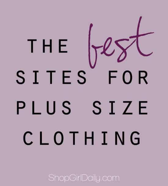 Plus Size Stores