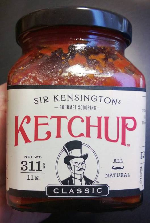 Sir Kensington Ketchup