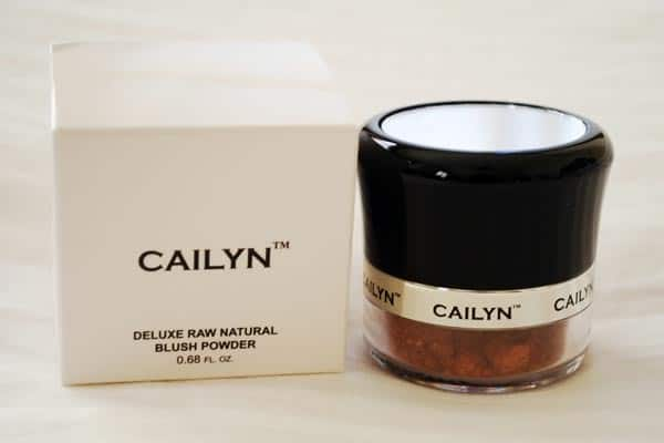 Cailyn Cosmetics Puff Mineral Blush