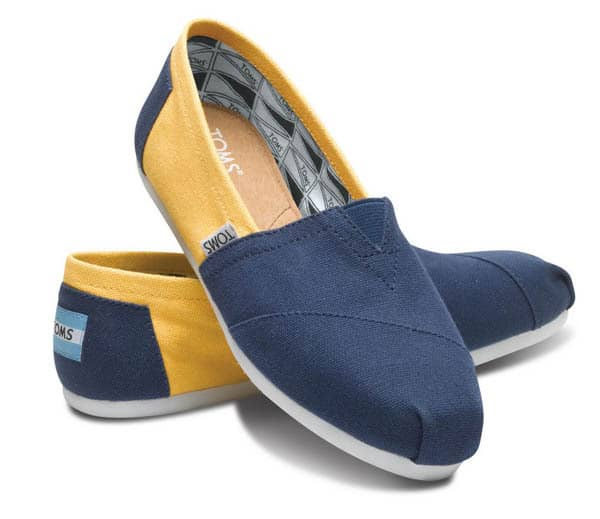TOMS University of Michigan Campus Classics