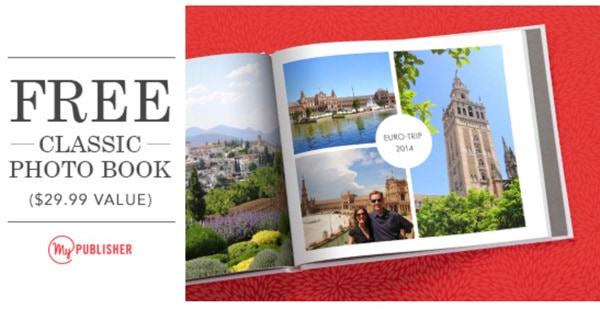 Free Photo Book from MyPublisher