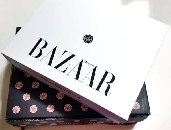 Harper's Bazaar Glossybox